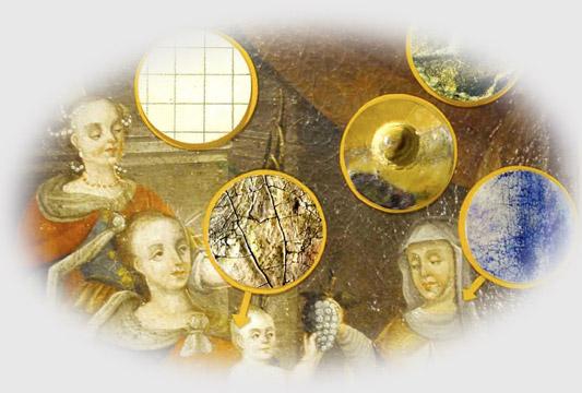 Analisi dipinti antichi